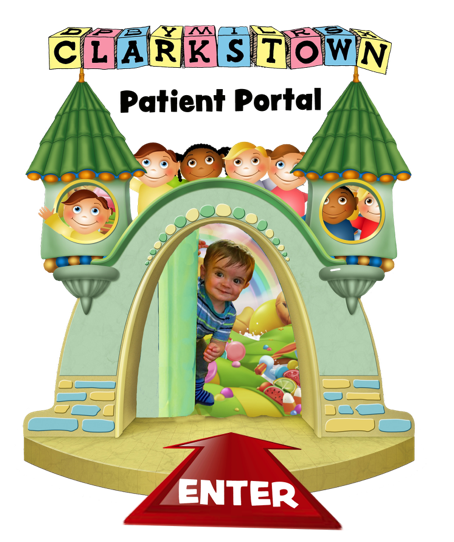 Clarkstown Pediatrics Home Page for Mobile Devices